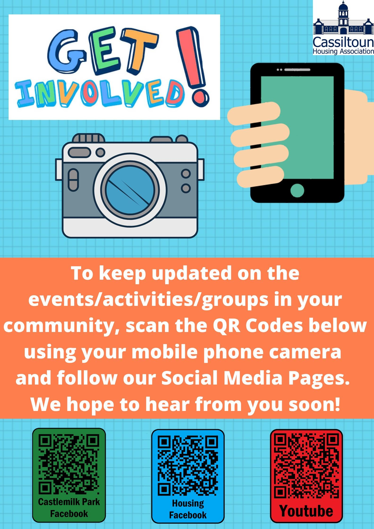 Get Involved Poster Updated